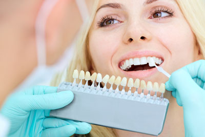 Visit Our Cosmetic Dentist Office For Dental Laminates