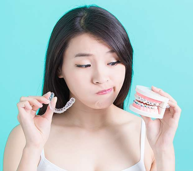 Babylon Which is Better Invisalign or Braces